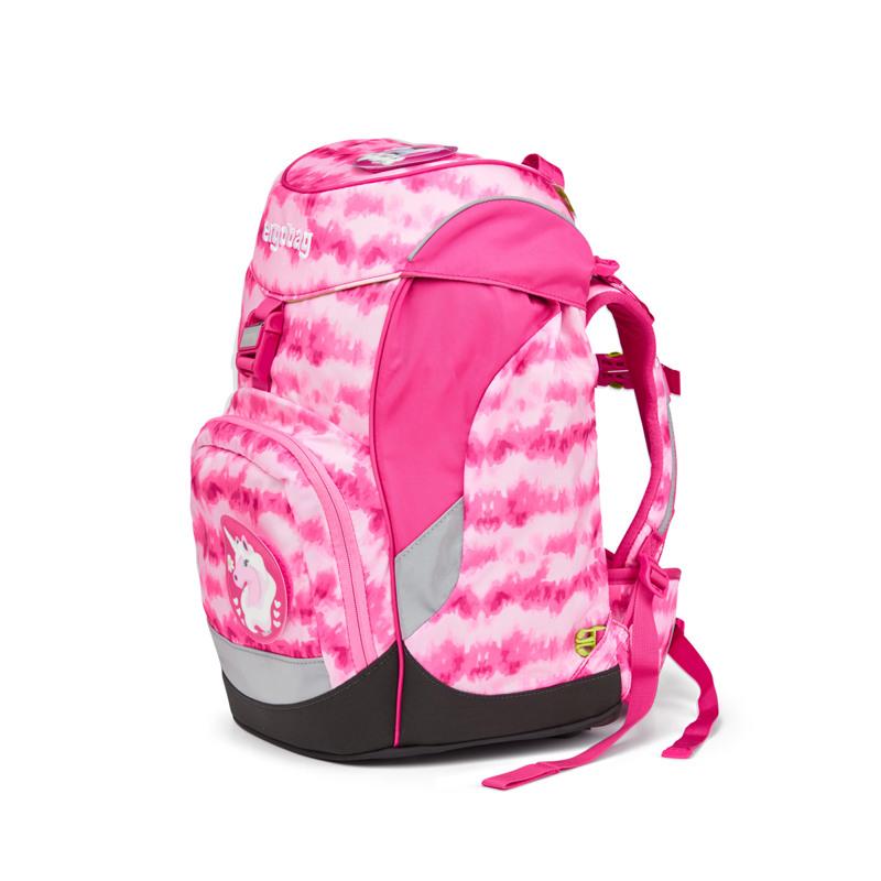 Ergobag Skoletaske Prime Pinky Edition Pink/hvid 5