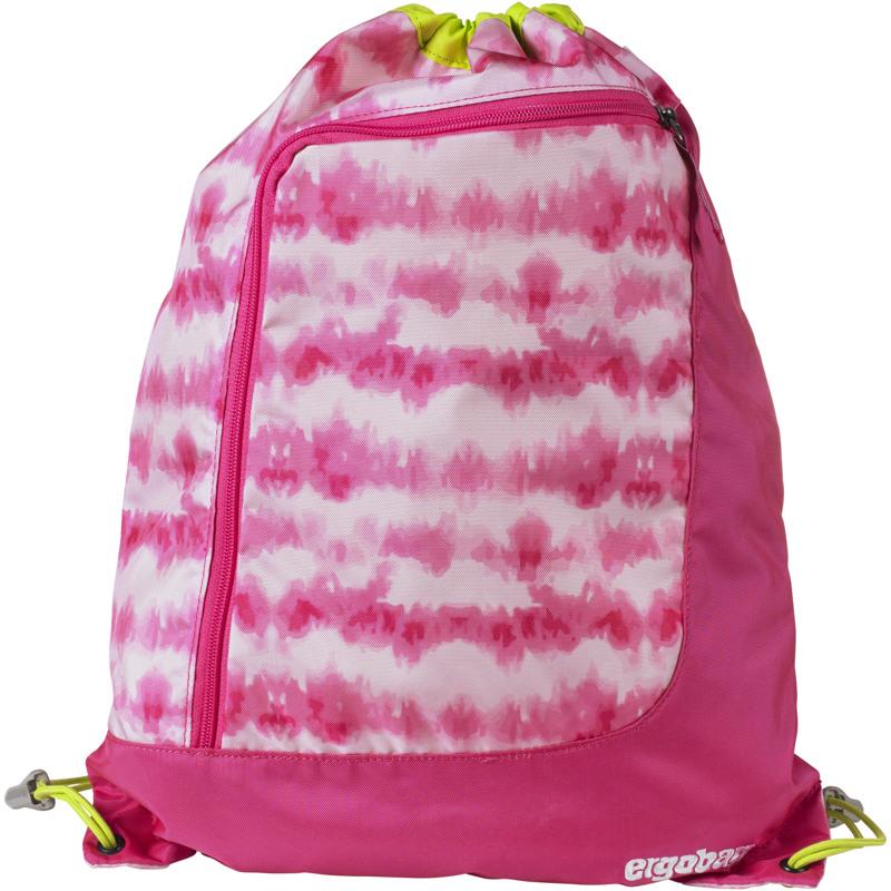 Ergobag Gymnastikpose Pinky Edition  Pink/hvid 1