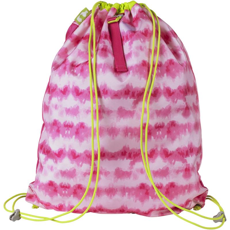 Ergobag Gymnastikpose Pinky Edition  Pink/hvid 3