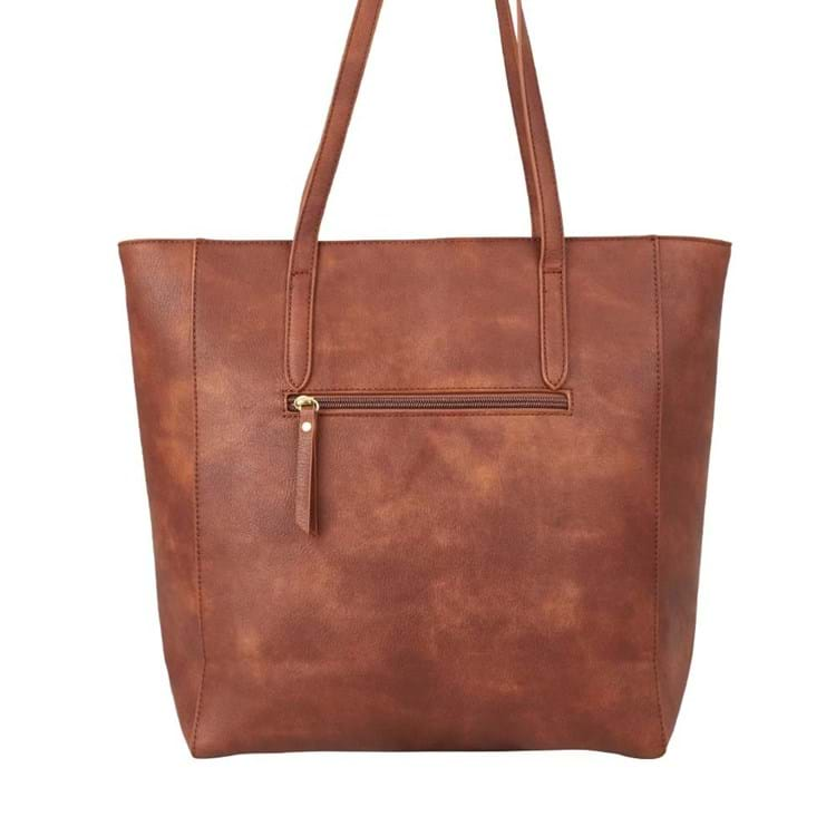 Saint Sulpice Shopper Brun 6