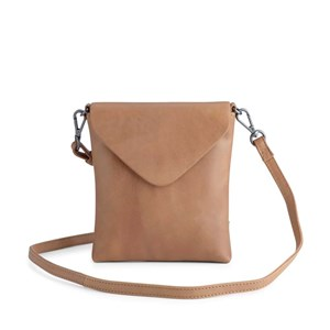 Markberg Crossbody Louisa Antique Brun