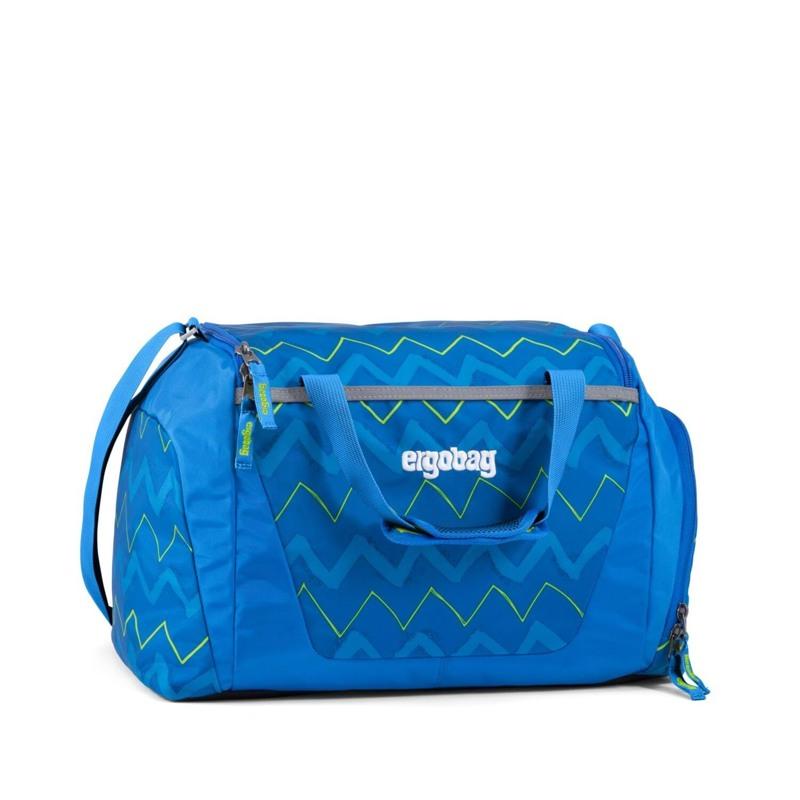 Ergobag Sportstaske  Blå/Grøn 1