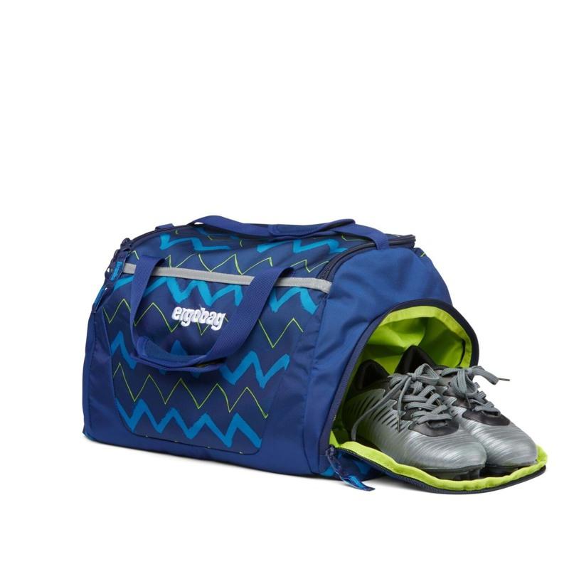 Ergobag Sportstaske Blå strib 2
