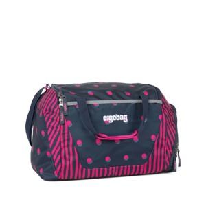 Ergobag Sportstaske  Sort/pink
