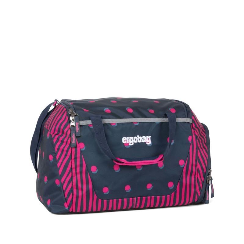 Ergobag Sportstaske  Sort/pink 1