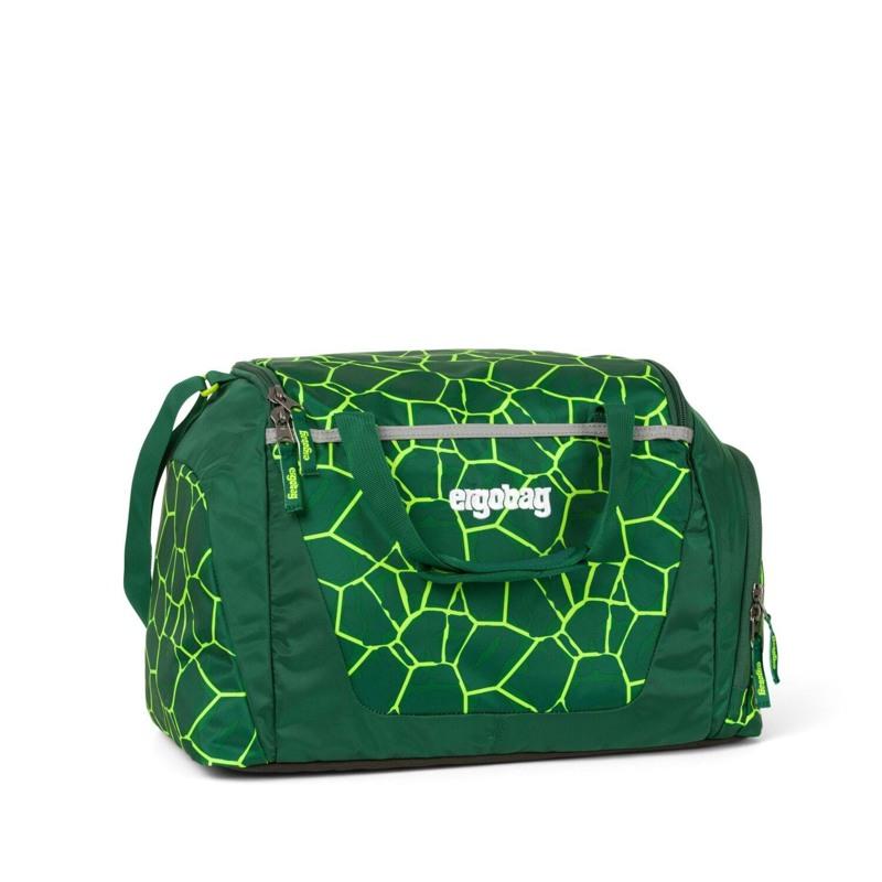Ergobag Sportstaske  Grøn/sort 1