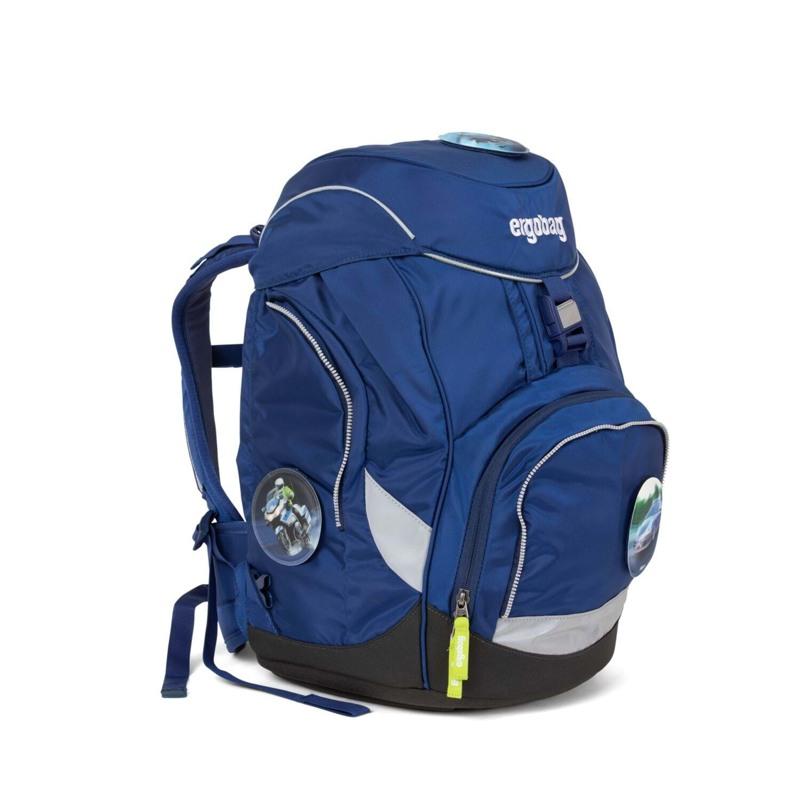Ergobag Skoletaskesæt Pack Blå 2