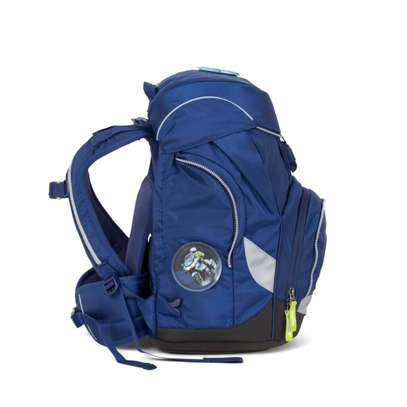 Ergobag Skoletaskesæt Pack Blå 3