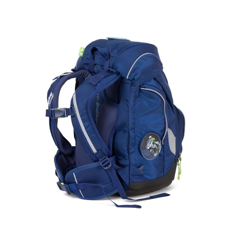 Ergobag Skoletaskesæt Pack Blå 4