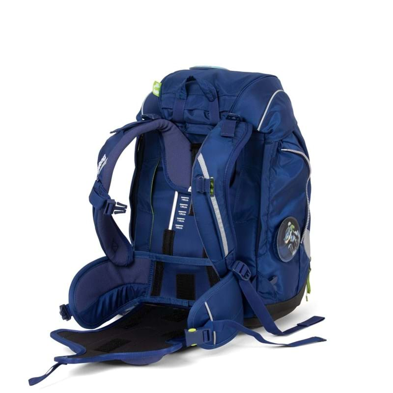 Ergobag Skoletaskesæt Pack Blå 6