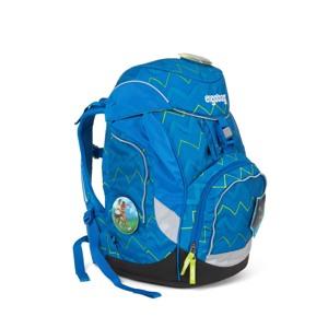 Ergobag Skoletaskesæt Pack Blå/Grøn alt image