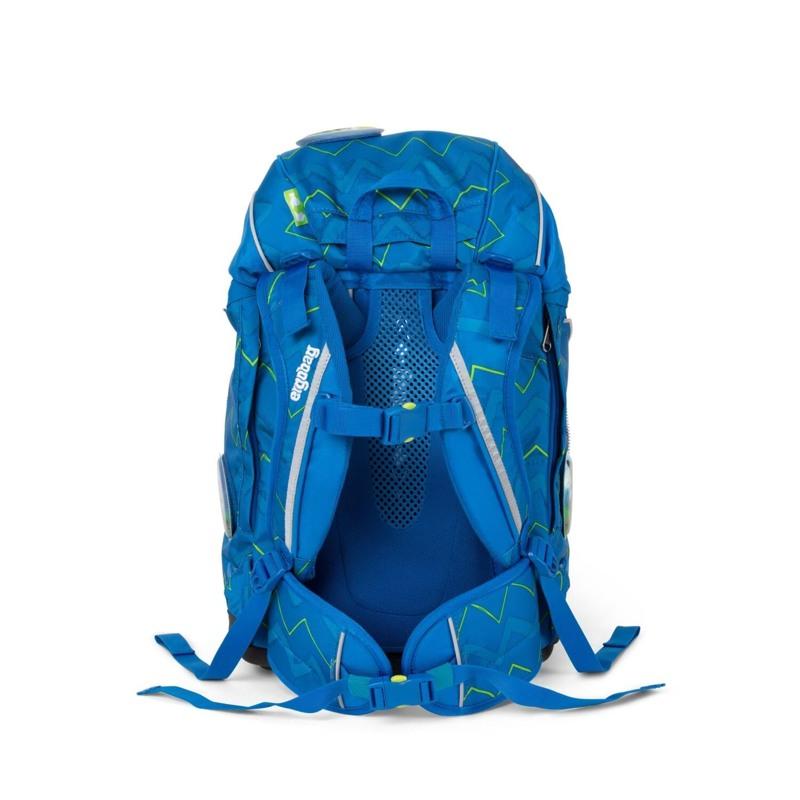 Ergobag Skoletaskesæt Pack Blå/Grøn 5