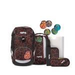 Ergobag Skoletaskesæt Pack Sort