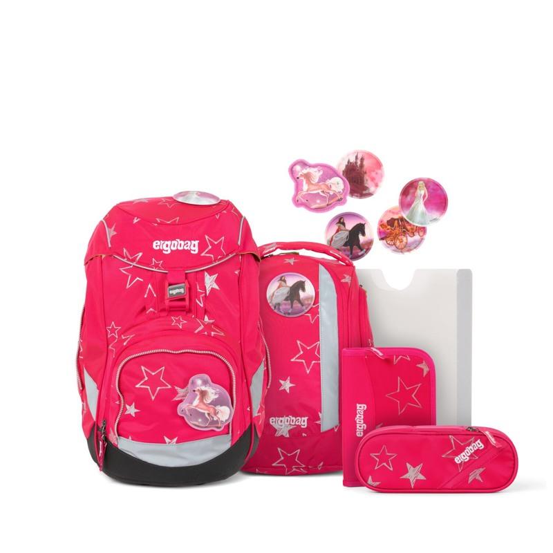 Ergobag Skoletaskesæt Pack Pink 1