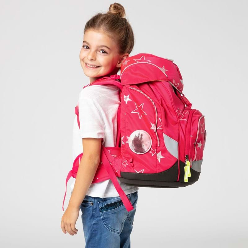Ergobag Skoletaskesæt Pack Pink 8