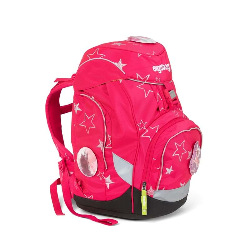 Ergobag Skoletaskesæt Pack Pink 7