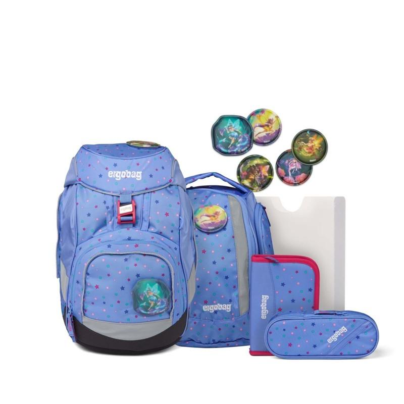 Ergobag Skoletaskesæt Pack Lavendel 1