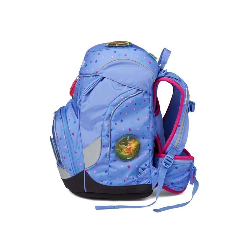 Ergobag Skoletaskesæt Pack Lavendel 3
