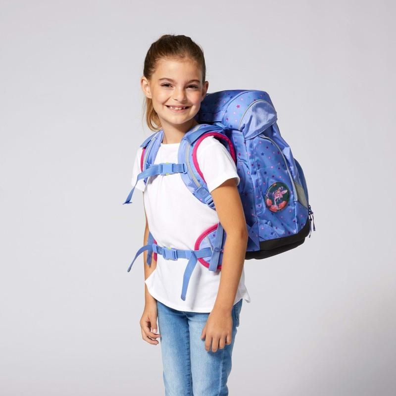 Ergobag Skoletaskesæt Pack Lavendel 6