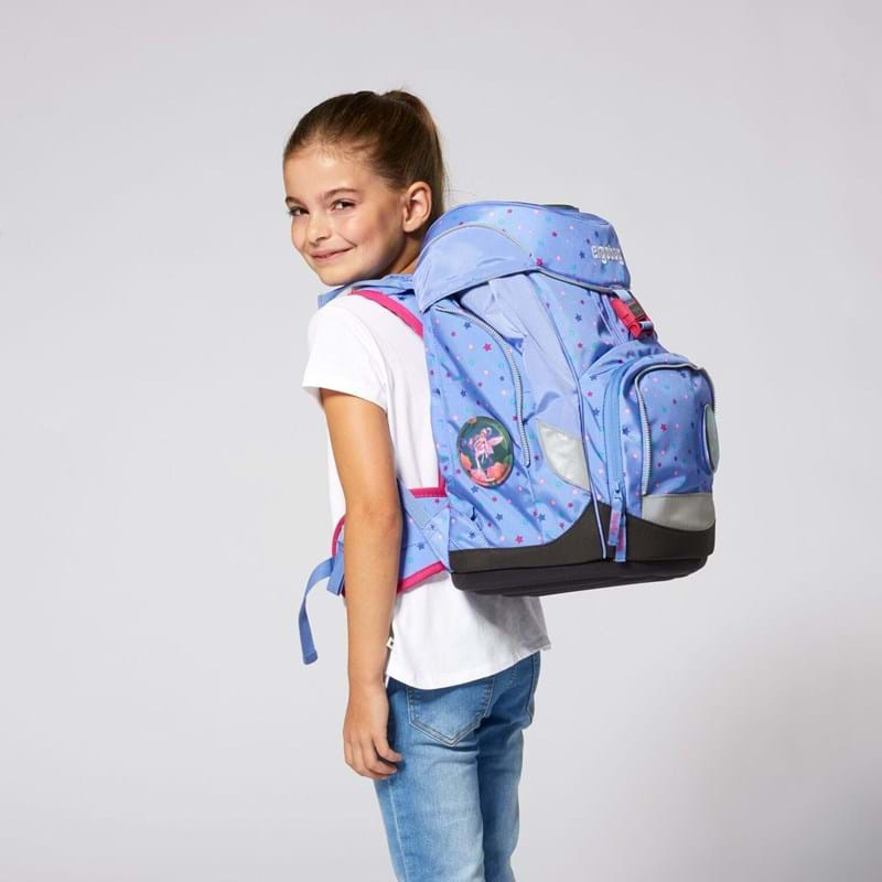 Ergobag Skoletaskesæt Pack Lavendel 7