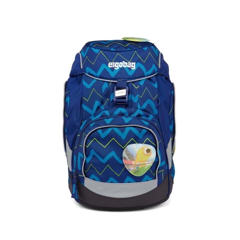 Ergobag Skoletaskesæt Pack Blå strib 2