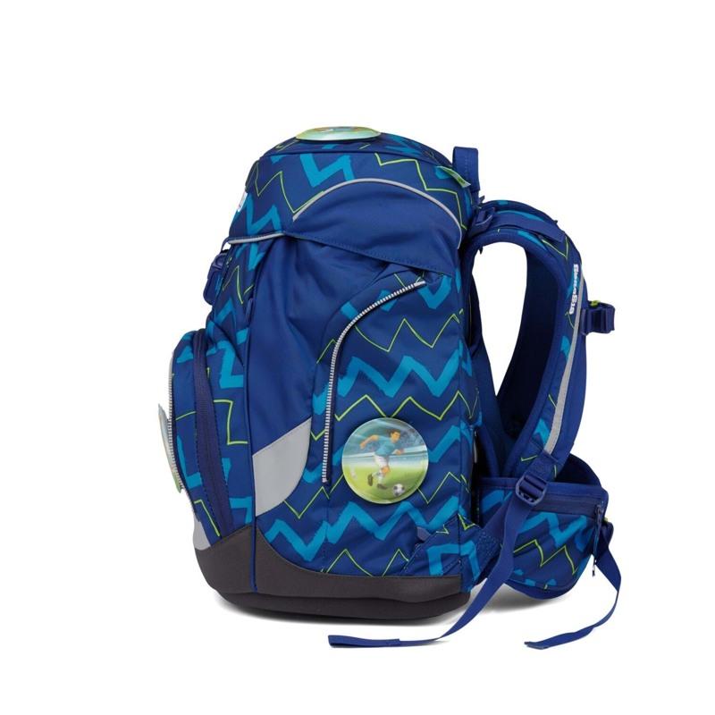 Ergobag Skoletaskesæt Pack Blå strib 3