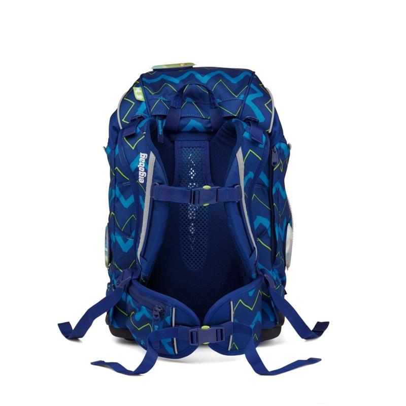 Ergobag Skoletaskesæt Pack Blå strib 4