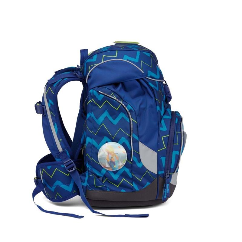 Ergobag Skoletaskesæt Pack Blå strib 5