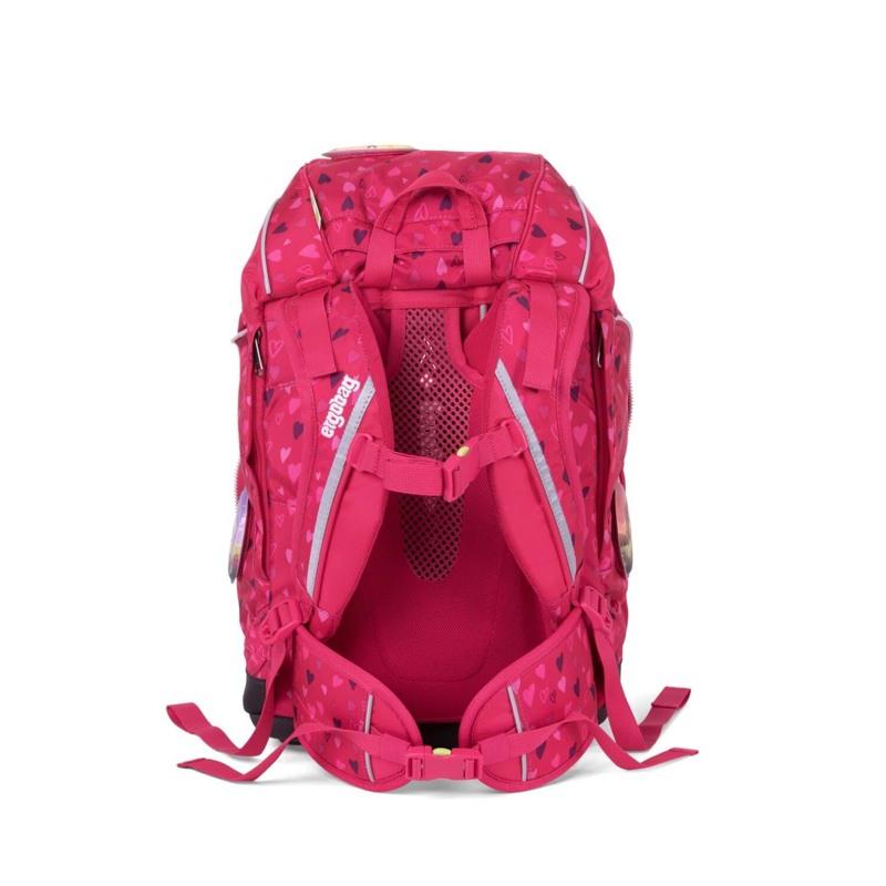 Ergobag Skoletaskesæt Pack Mørk Rosa 5