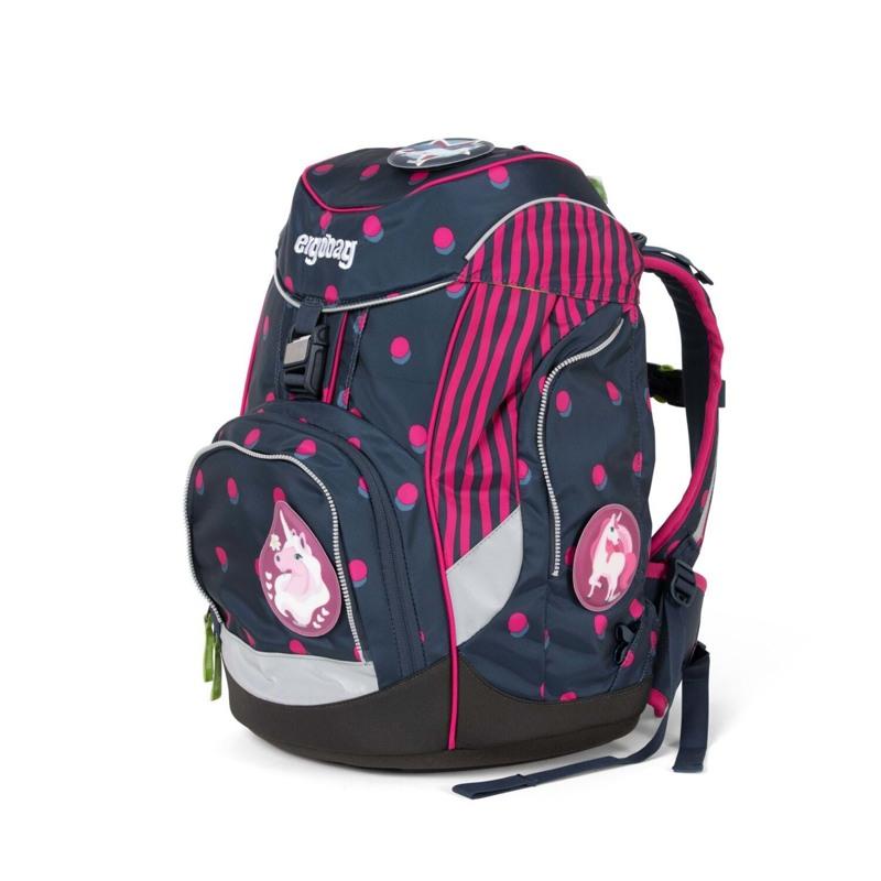 Ergobag Skoletaskesæt Pack Sort/pink 2