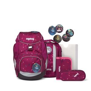 Ergobag Skoletaskesæt Pack Rød