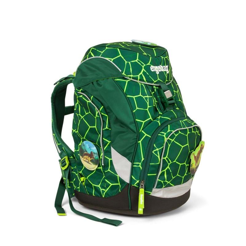 Ergobag Skoletaskesæt Pack Grøn/sort 2