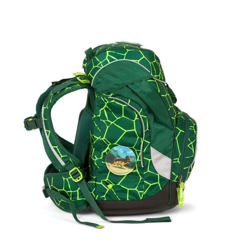 Ergobag Skoletaskesæt Pack Grøn/sort 3