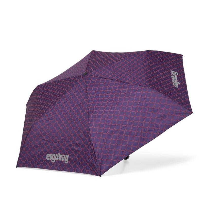 Ergobag Paraply Lilla/pink 1