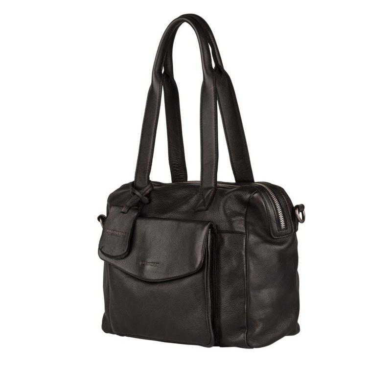 Burkely Håndtaske Just Jackie S Sort 2