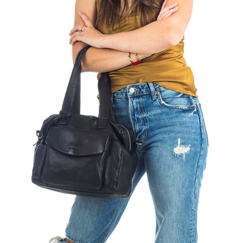 Burkely Håndtaske Just Jackie S Sort 5