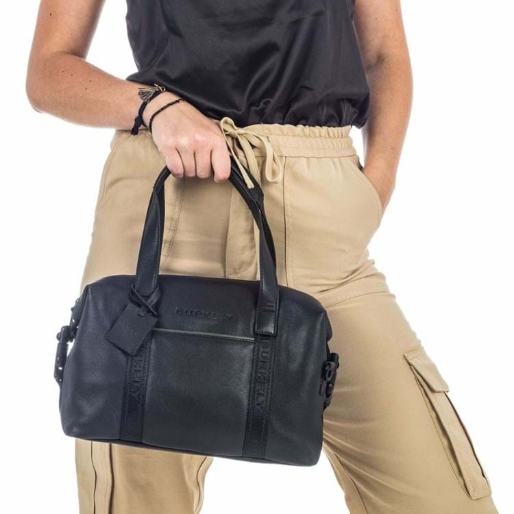 Burkely Håndtaske S Rebel Reese Sort 5