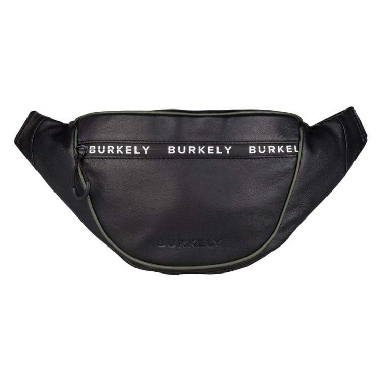Burkely Bæltetaske XL Rebel Reese Sort 1