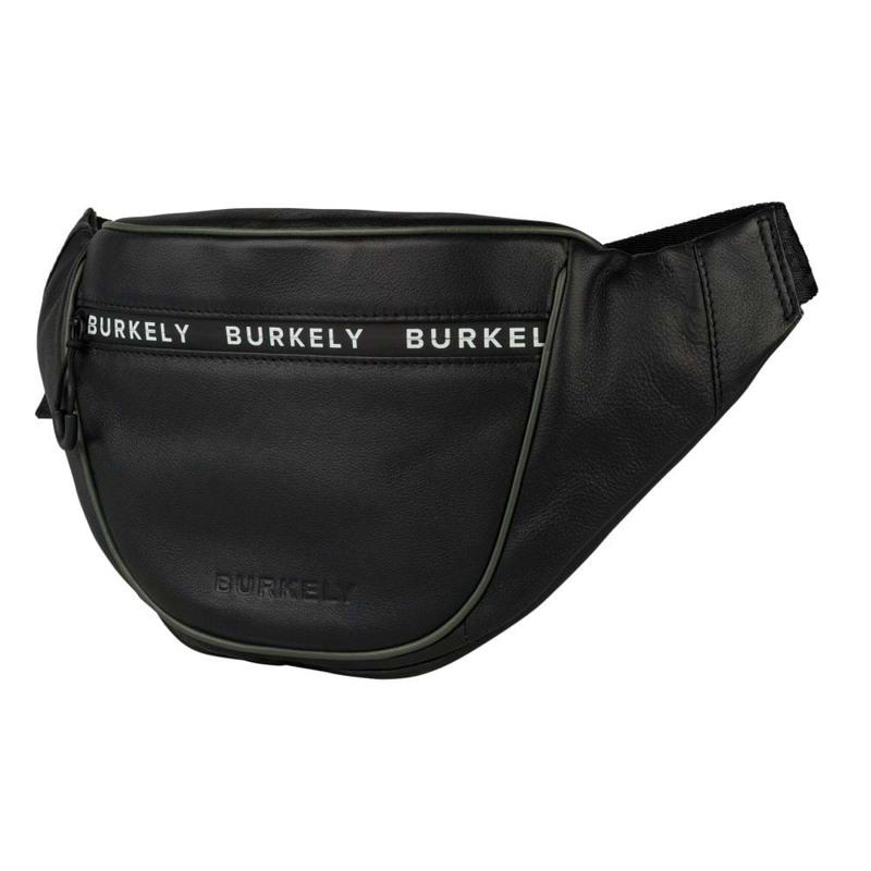 Burkely Bæltetaske XL Rebel Reese Sort 2