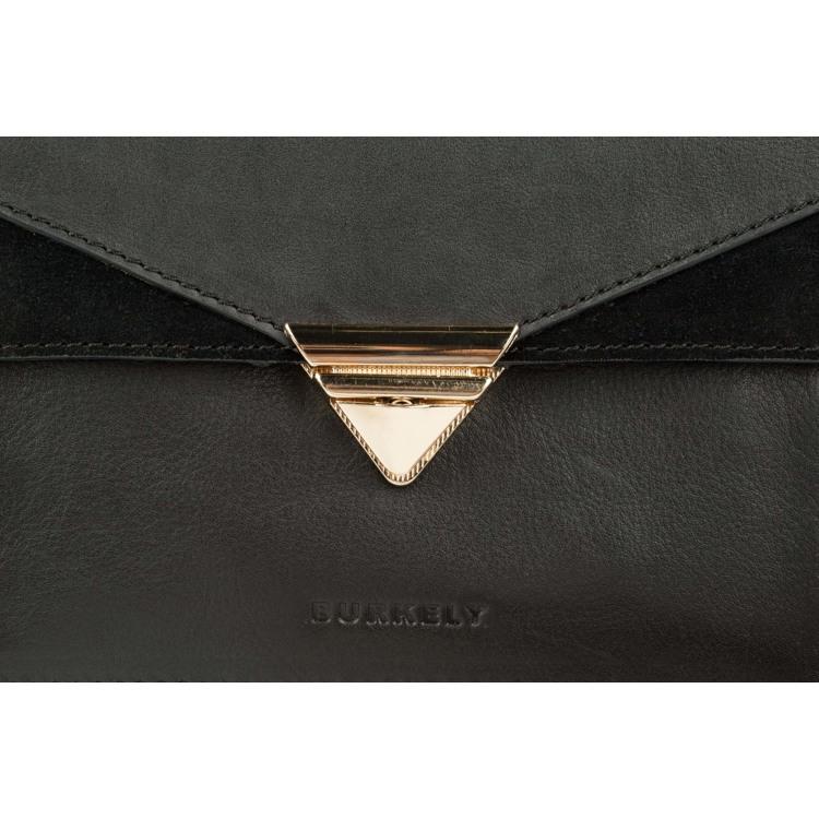 Burkely Håndtaske M Secret Sage Sort 6