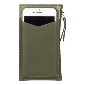 Burkely Mobilholder CC Secret Sage Grøn