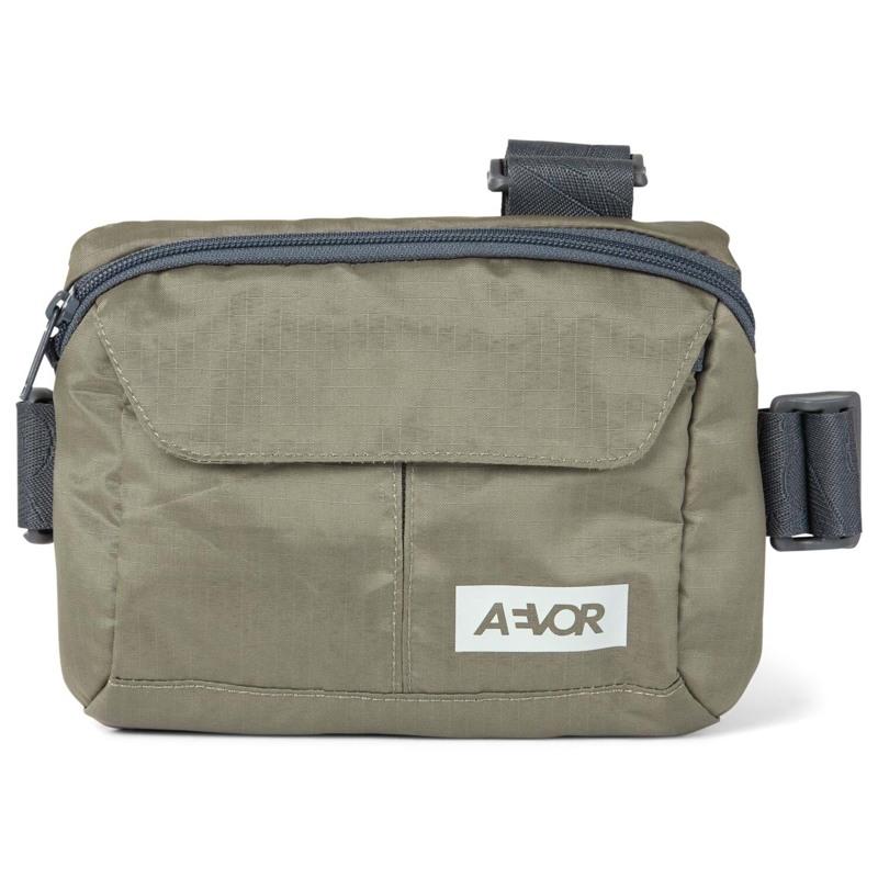 Aevor Bæltetaske Front Pack Grøn/grå 1