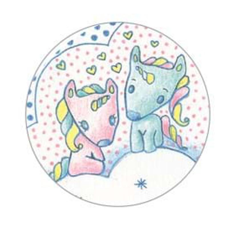 DJECO Smykkeskrin Unicorn's dream Multi 3