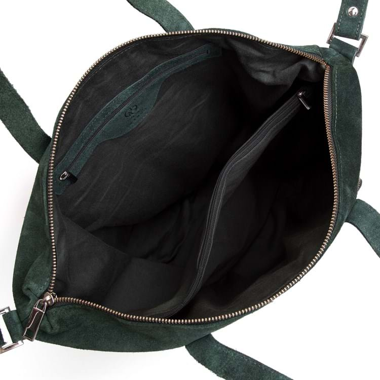 Adax Håndtaske Margaret Rubicone Grøn 2