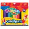 Colorino Blyanter trekantede Jumbo/18 Ass farver 1