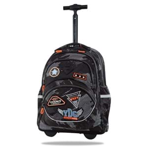 Coolpack Trolley Skoletaske Star Sort