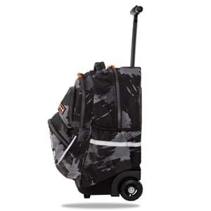 Coolpack Trolley Skoletaske Star Sort alt image
