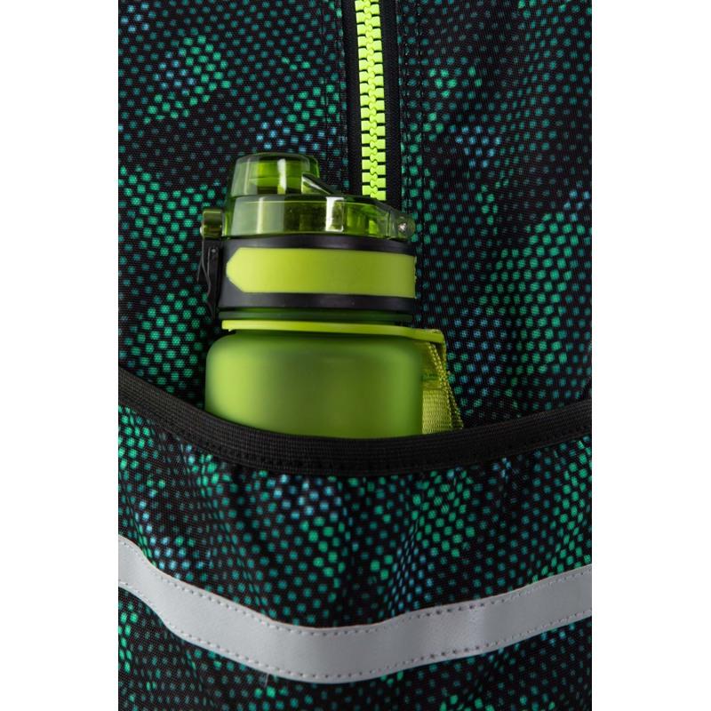 Coolpack Trolley Skoletaske Star Grøn 8