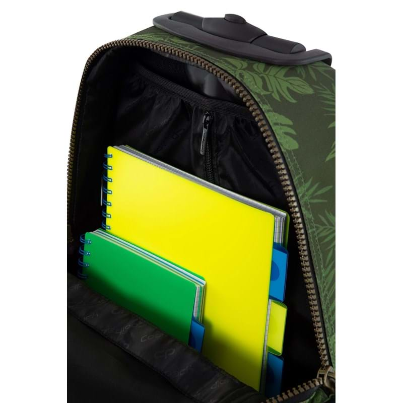 Coolpack Trolley skoletaske Starr Grøn 4