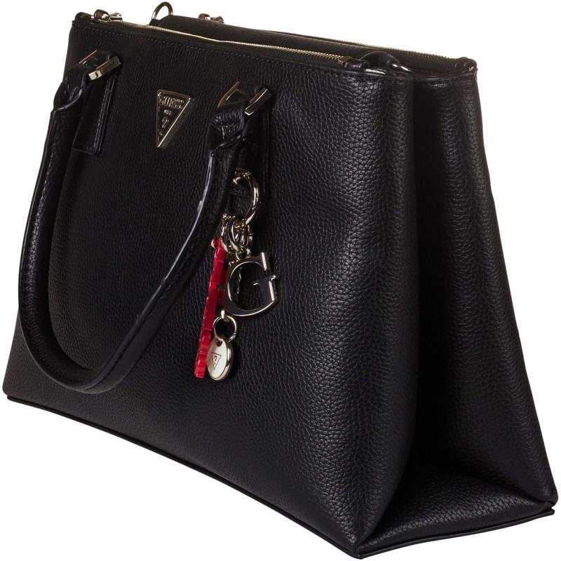 Guess Håndtaske Becca  Sort motiv 2